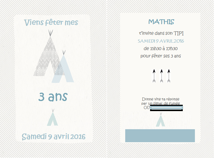 tipi-party