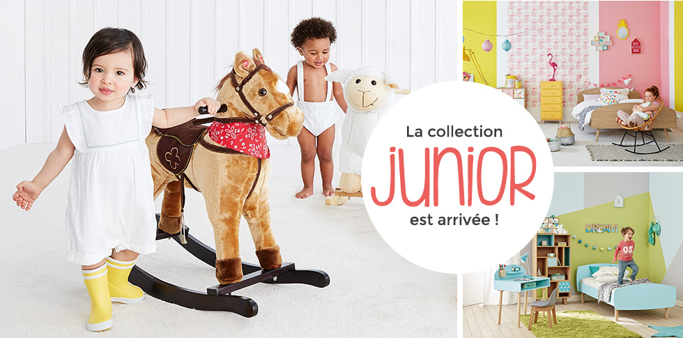 coup de c ur pour la nouvelle collection maisons du monde junior summer girl. Black Bedroom Furniture Sets. Home Design Ideas