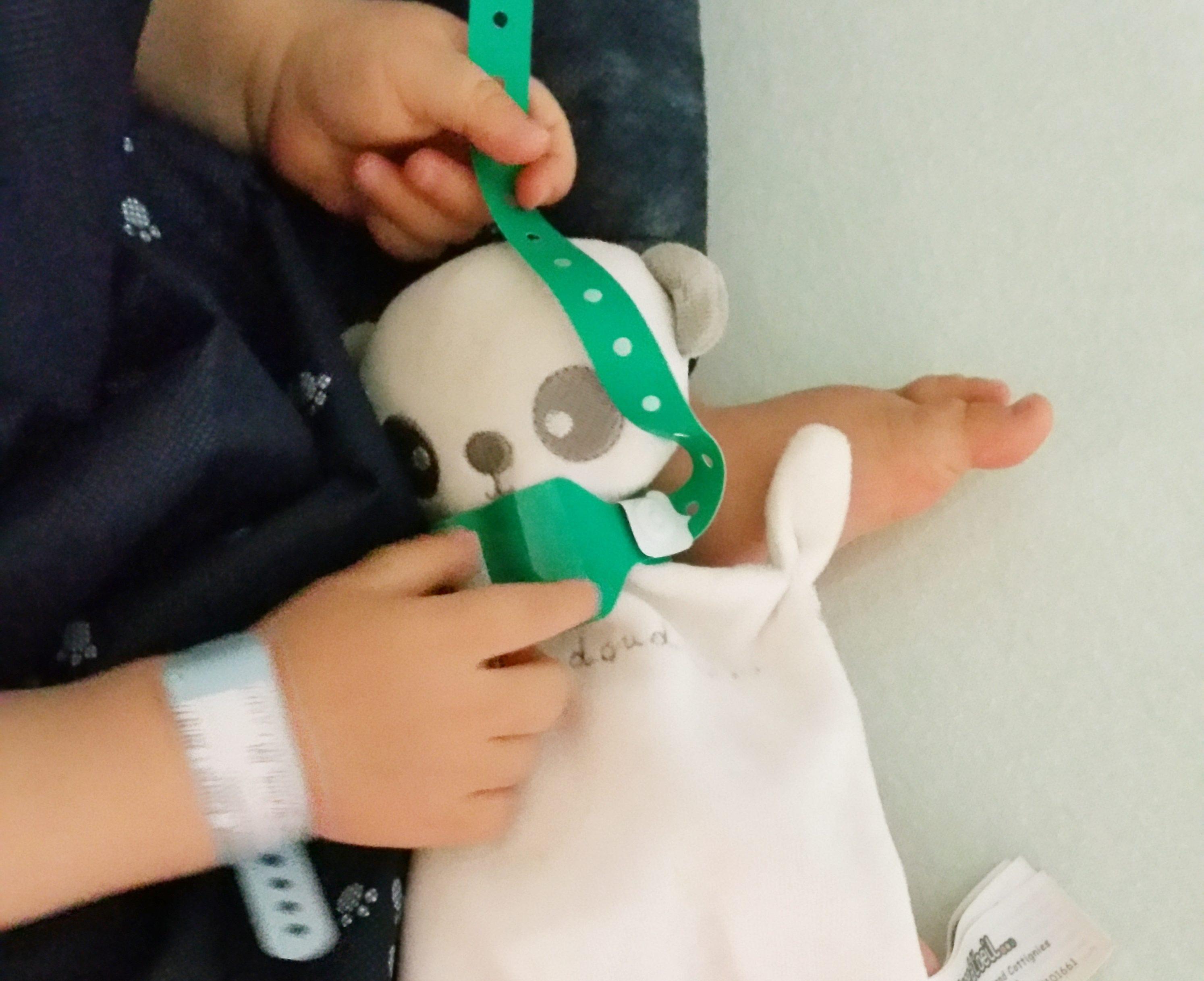 bébé_sensible