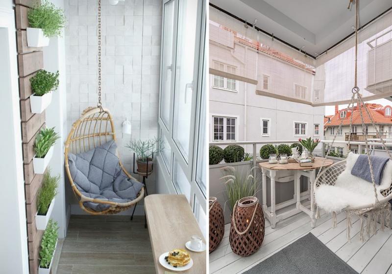 id es d co pour am nager un balcon ou une terrasse summer girl. Black Bedroom Furniture Sets. Home Design Ideas